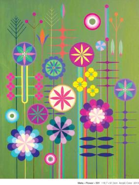 meta flower 501
