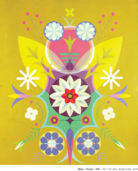 meta flower 505