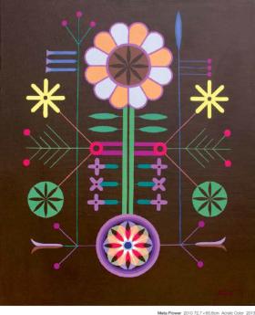 meta flower